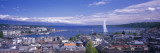 Lake Geneva, Geneva, Switzerland Wall Decal by  Panoramic Images
