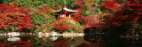 Daigo Temple, Kyoto, Japan Wall Decal by  Panoramic Images