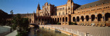 Plaza Espana, Seville, Spain Wall Decal by  Panoramic Images