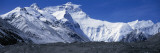 Mountains, Panoramic Landscape, Mount Everest, Tibet Wall Decal by Panoramic Images