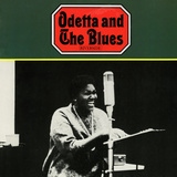 Odetta - Odetta and the Blues Wall Decal