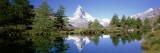 Matterhorn Mountain, Switzerland Wallsticker af Panoramic Images,