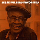 Jesse Fuller - Jesse Fuller's Favorites Wall Decal