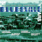 The Bluesville Years: Vol 8 Wall Decal