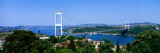 Bosphorus Bridge, Istanbul, Turkey Wall Decal by  Panoramic Images