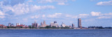 Cityscape, Buffalo, New York State, USA Wallstickers af Panoramic Images,