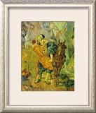The Good Samaritan Prints by Vincent van Gogh