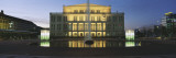 Facade of an Opera House, Leipzig, Germany Wall Decal by  Panoramic Images