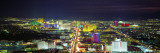 Skyline, Las Vegas, Nevada, USA Wall Decal by Panoramic Images