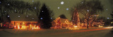 Holiday Lights, Minneapolis, Minneapolis, USA Wall Decal by Panoramic Images