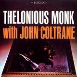 Thelonious Monk with John Coltrane - Thelonious Monk with John Coltrane Wall Decal