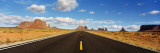 Road, Monument Valley, Arizona, USA Autocollant mural par  Panoramic Images