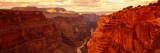 Toroweap Point, Grand Canyon, Arizona, USA Wallstickers af Panoramic Images