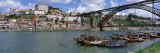 Bridge Over a River, Dom Luis I Bridge, Douro River, Porto, Douro Litoral, Portugal Wall Decal by  Panoramic Images