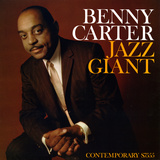 Benny Carter - Jazz Giant Wall Decal