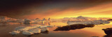 Disko Bay, Greenland Wall Decal by  Panoramic Images