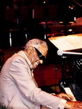 Ray Charles in Rehearsal, 1998 Wall Decal