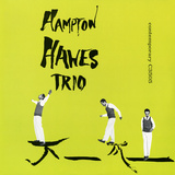 Hampton Hawes Trio - The Trio, v.1 Wall Decal