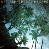 Art Pepper - Landscape Wall Decal