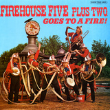 Firehouse Five Plus Two - Goes to a Fire! Wall Decal