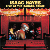 Isaac Hayes - Live at the Sahara Tahoe Wall Decal