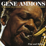 Gene Ammons - Fine and Mellow Wall Decal