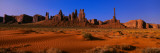 Monument Valley National Park, Arizona, USA Wall Decal by  Panoramic Images