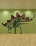 Stegosauro Decalcomanie da muro