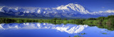 Alaska Range, Denali National Park, Alaska, USA Wall Decal by  Panoramic Images