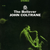 John Coltrane - The Believer Wall Decal