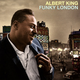Albert King - Funky London Wall Decal