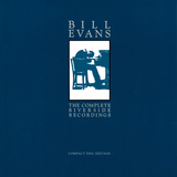 Bill Evans - The Complete Riverside Recordings Wall Decal