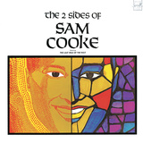 Sam Cooke - The 2 Sides of Sam Cooke Autocollant mural
