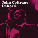 John Coltrane - Dakar Wall Decal