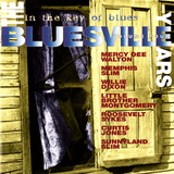 The Bluesville Years: Vol 4 Wall Decal