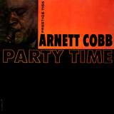 Arnett Cobb - Party Time Wall Decal