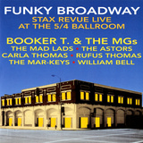 Funky Broadway Wall Decal