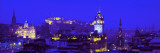 Evening, Royal Castle, Edinburgh, Scotland, United Kingdom Wall Decal by  Panoramic Images