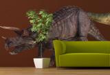 Triceratops Muursticker