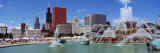 Summer, Chicago, Illinois, USA Wall Decal by  Panoramic Images