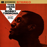 Bobby Timmons - This Here is Bobby Timmons Wall Decal