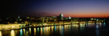 Evening, Savannah, Georgia, USA Wall Decal by Panoramic Images