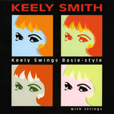 Keely Smith - Keely Swings Basie-style Wall Decal