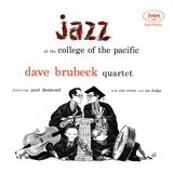 Dave Brubeck Quartet - Jazz at College of the Pacific Wall Decal