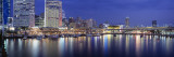 Darling Harbor, Sydney, Australia Wall Decal by  Panoramic Images