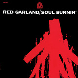 Red Garland Quintet - Soul Burnin' Wall Decal