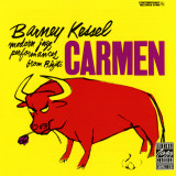 Barney Kessel, Japanese release of the Carmen Album Wall Decal