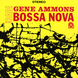 Gene Ammons - Bad! Bossa Nova Wall Decal
