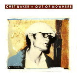Chet Baker - Out of Nowhere Wall Decal