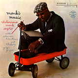 Thelonious Monk - Monk's Music Vinilo decorativo por Paul Bacon